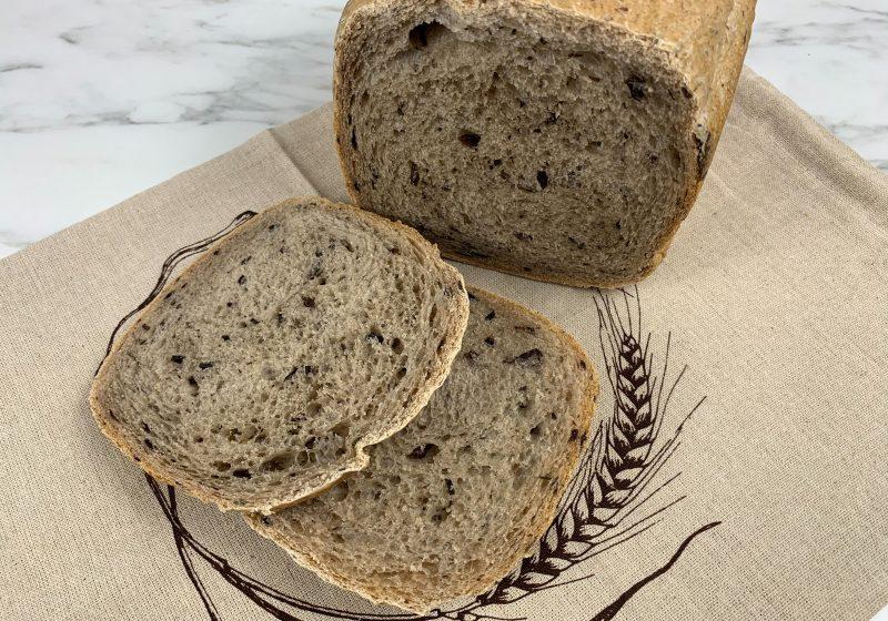 kalamata olive and rosemary bread