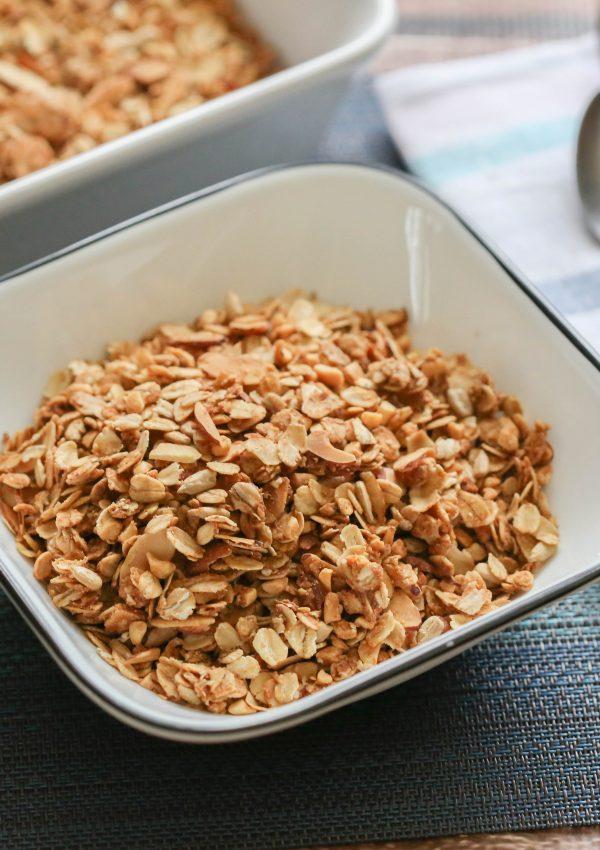 Simple Vegan Granola Recipe